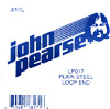 John Pearse Plain loop end string .017
