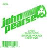 John Pearse Phosphor bronze loop end .020