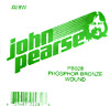 John Pearse Phosphor bronze ball end .028