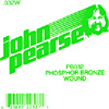 John Pearse Phosphor bronze ball end .032