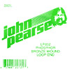 John Pearse Phosphor bronze loop end .032