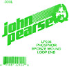 John Pearse Phosphor bronze loop end .036