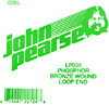 John Pearse Phosphor bronze loop end .038