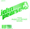 John Pearse Phosphor bronze ball end .044