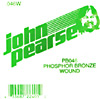 John Pearse Phosphor bronze ball end .046