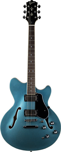Revelation RT-45 Electric Guitar, Blue