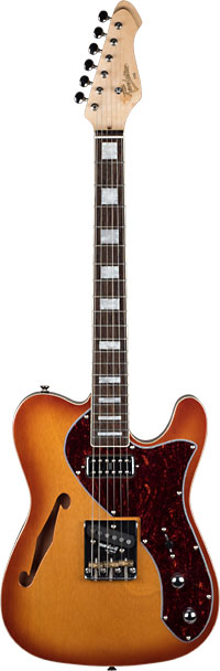 Revelation TSS L/H Electric Guitar, Short Neck