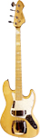 Revelation RBJ67 Deluxe Bass Guitar, Natural
