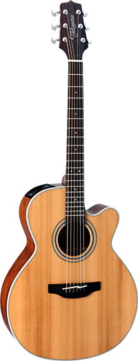 Takamine GN20-CE Electro Acoustic Guitar, Nat