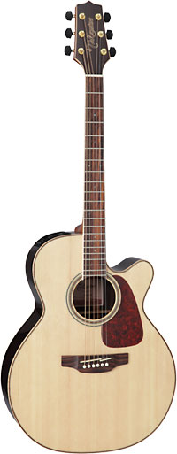 Takamine GD93CE Dreadnought Cutaway, Natural