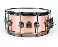 Natal Drums 14inch x 6.5 Copper Snare Drum
