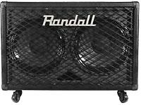 Randall RG212 100w Guitar Speaker Cabinet