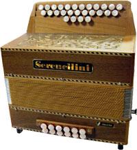 Serenellini 273 Deluxe 2 1/2 Row
