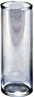 Dunlop 210D Pyrex Glass Slide