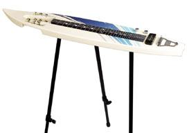 Mahalo Lap Steel Guitar, Surfboard