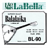 La Bella Balalaika 6 String Set