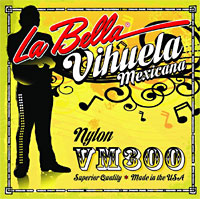 La Bella VM300 Vihuela Mexicana Strings