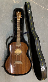 Ashbury AU-24B Baritone Ukulele - Damaged