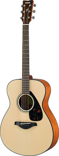 Yamaha FS800 Guitar, Grand Auditorium Size