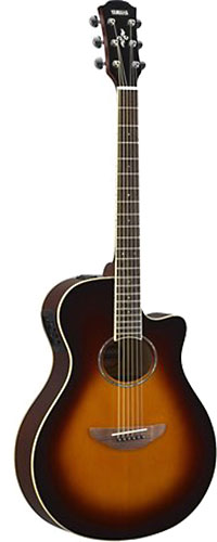 Yamaha APX 600 Electro Acoustic Guitar, S/B